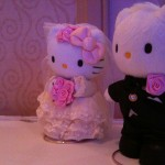 Hello Kitty Bride and Groom