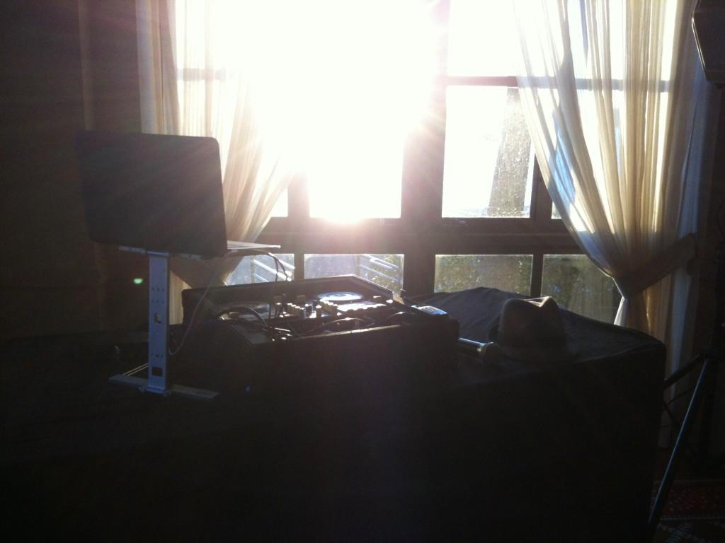 Sunset equipment