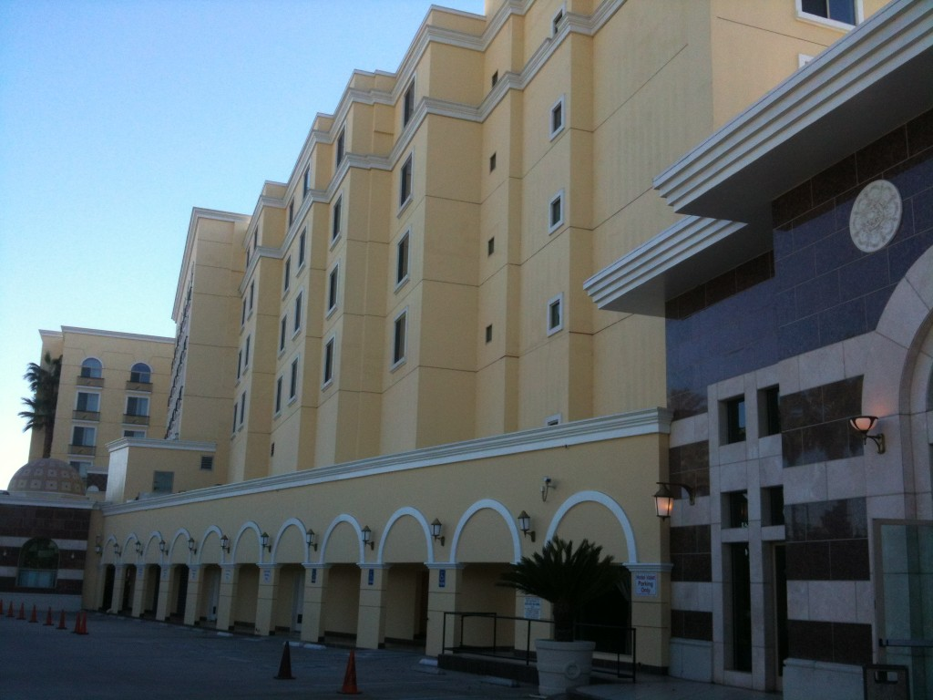 San Gabriel Hilton
