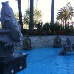San Gabriel Hilton Fountain